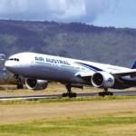 Air austral Boeing 777-300 aérien tourisme transports