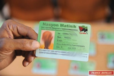 Madagascar Carte Identite.Le Blog De Pierre Verges Les Martiniquais Lancent Leur