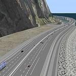 Route du littoral projet Didier Robert routes transports