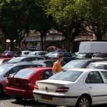Stationnement parking-surface