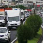 Embouteillage Bd Lancastel