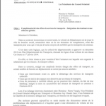 Taxiteurs Courrier PCG page 1